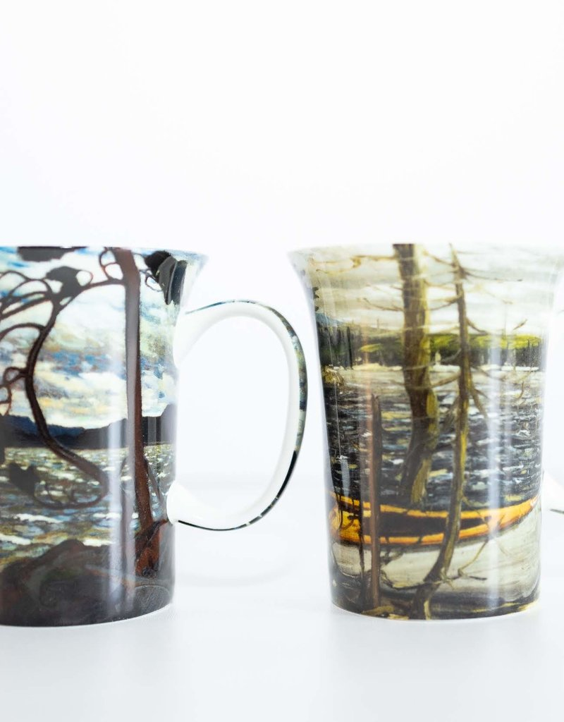 McIntosh Canoe Mug Set Tom Thomson