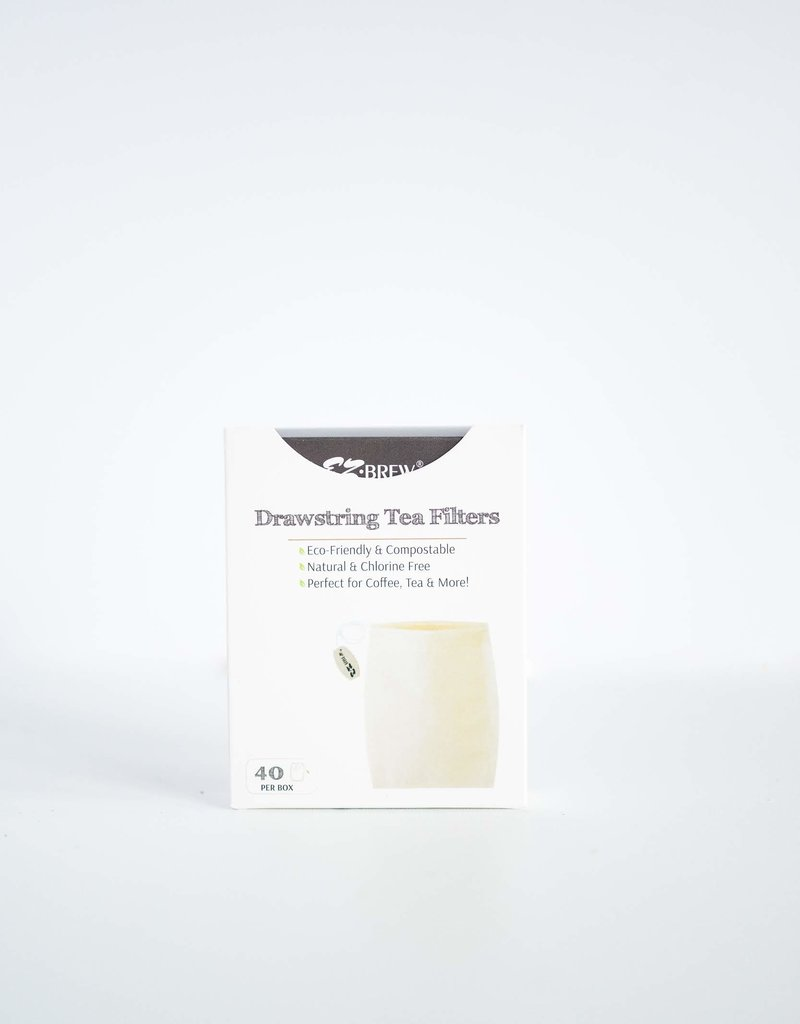 Blue Mountain Tea Co. EZ Brew tea filters 40