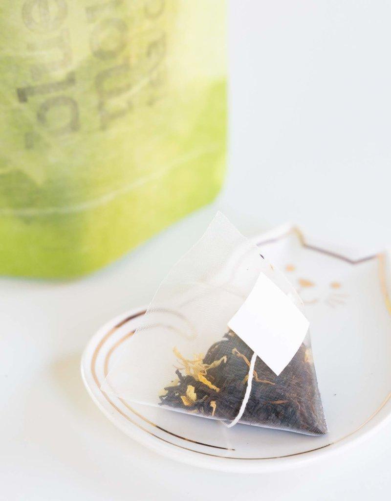 Blue Mountain Tea Co. Cream Of Earl Grey- teabag dozen pack