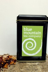 Blue Mountain Tea Co. Black MOJO Square Tin