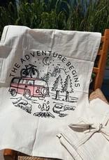 Blue Mountain Tea Co. Adventure Time Tea Towels set of 2