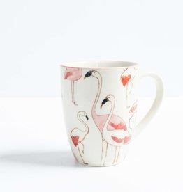 Blue Mountain Tea Co. Flamingo Cup