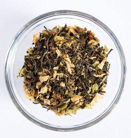 Blue Mountain Tea Co. Green Zinger Organic 50G