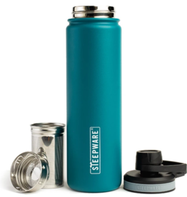 Blue Mountain Tea Co. Everest Tea Tumbler Turquoise