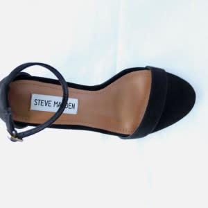 """STEVE MADDEN STEVE MADDEN """"DYLANN"""" Heel Sandal"""