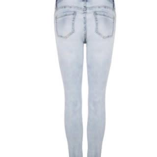 ESQUALO ESQUALO 12212 Jeans Pam Embroidery
