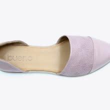 """BUENO BUENO """"BELLA"""" D'Orsay Flat Leather  Reg. $139  Sale $109"""