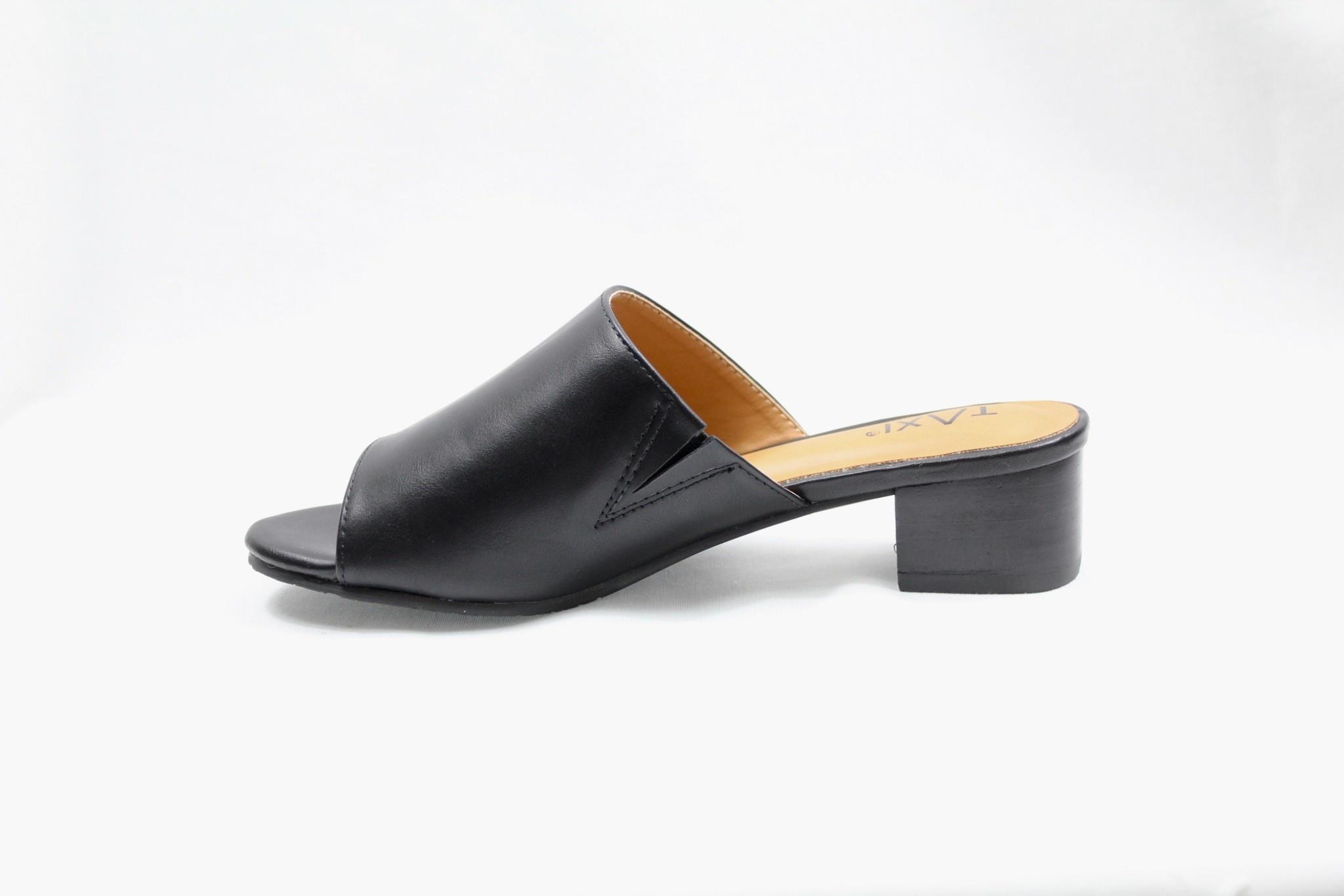 "TAXI TAXI ""DANIELA"" Mule Shoe"