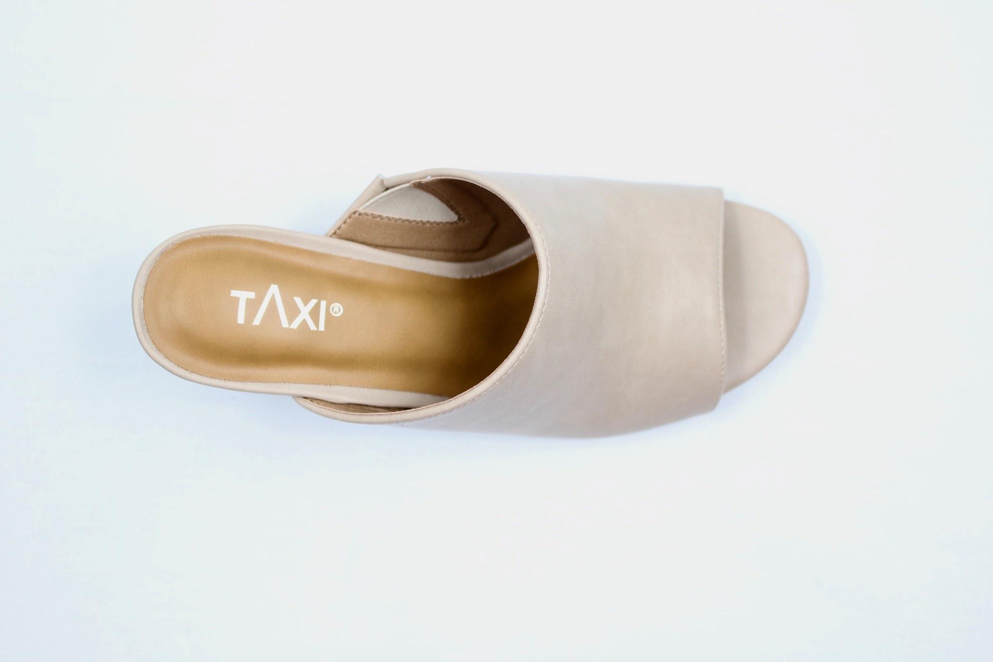 """TAXI TAXI """"AMANDA"""" Mule Heel  Reg.$59  Sale $45"""
