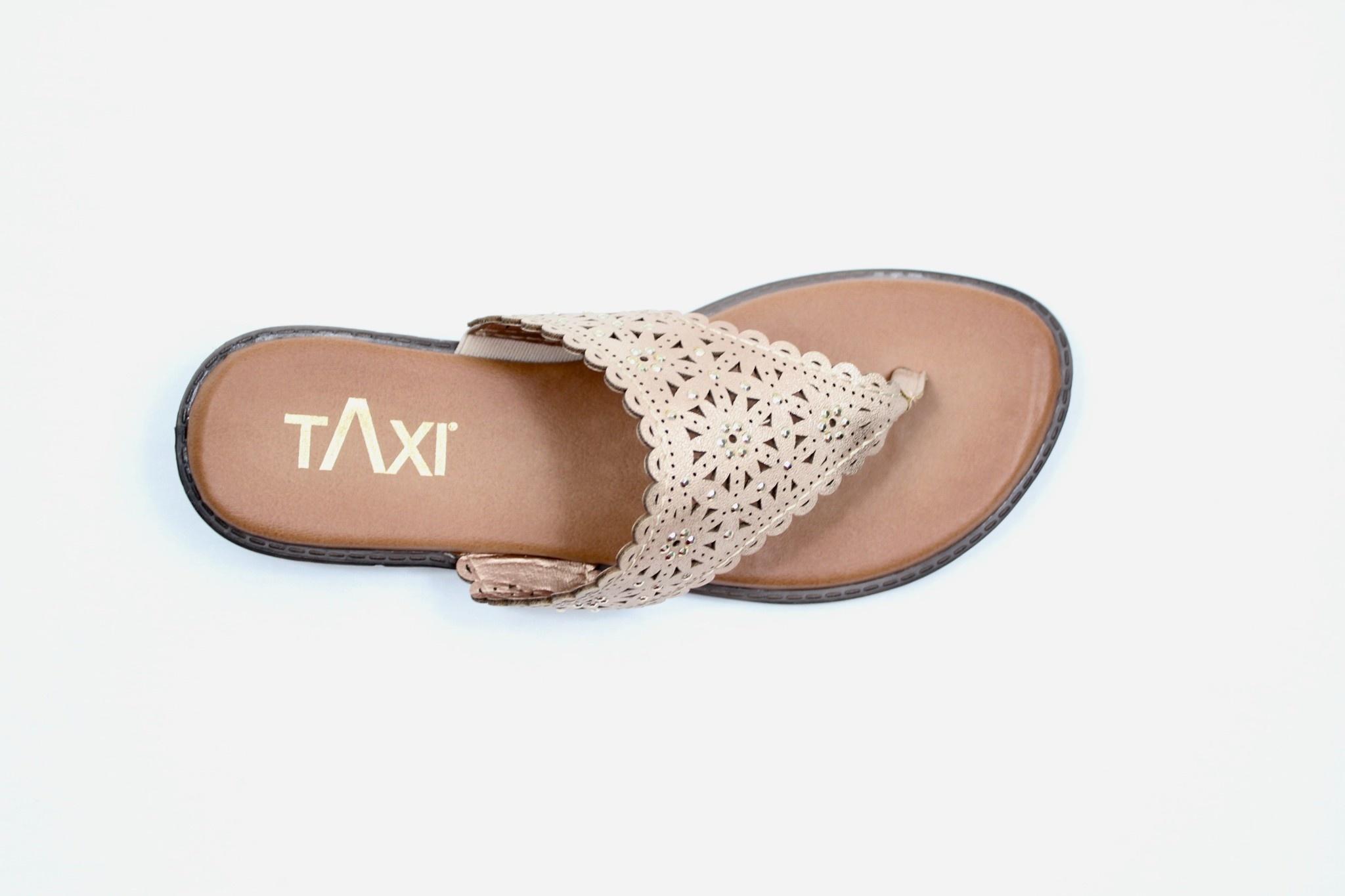"TAXI TAXI ""MIAMI"" Sandal"