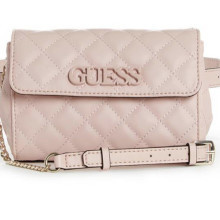 GUESS HANDBAGS GUESS VG730281 Elliana XBody Belt Bag