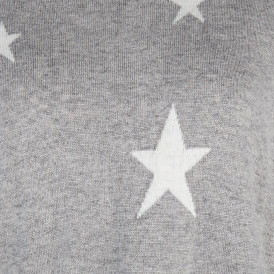 ESQUALO ESQUALO 03519 Star Cashmere Sweater