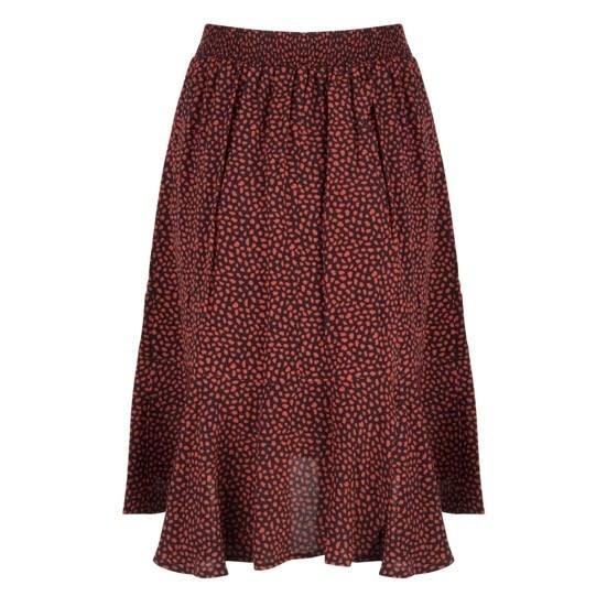ESQUALO ESQUALO 15506 Skirt Print  Reg. $75  Sale $59