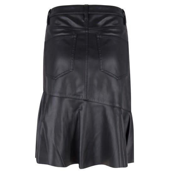 ESQUALO ESQUALO 04502 Ruffle Skirt