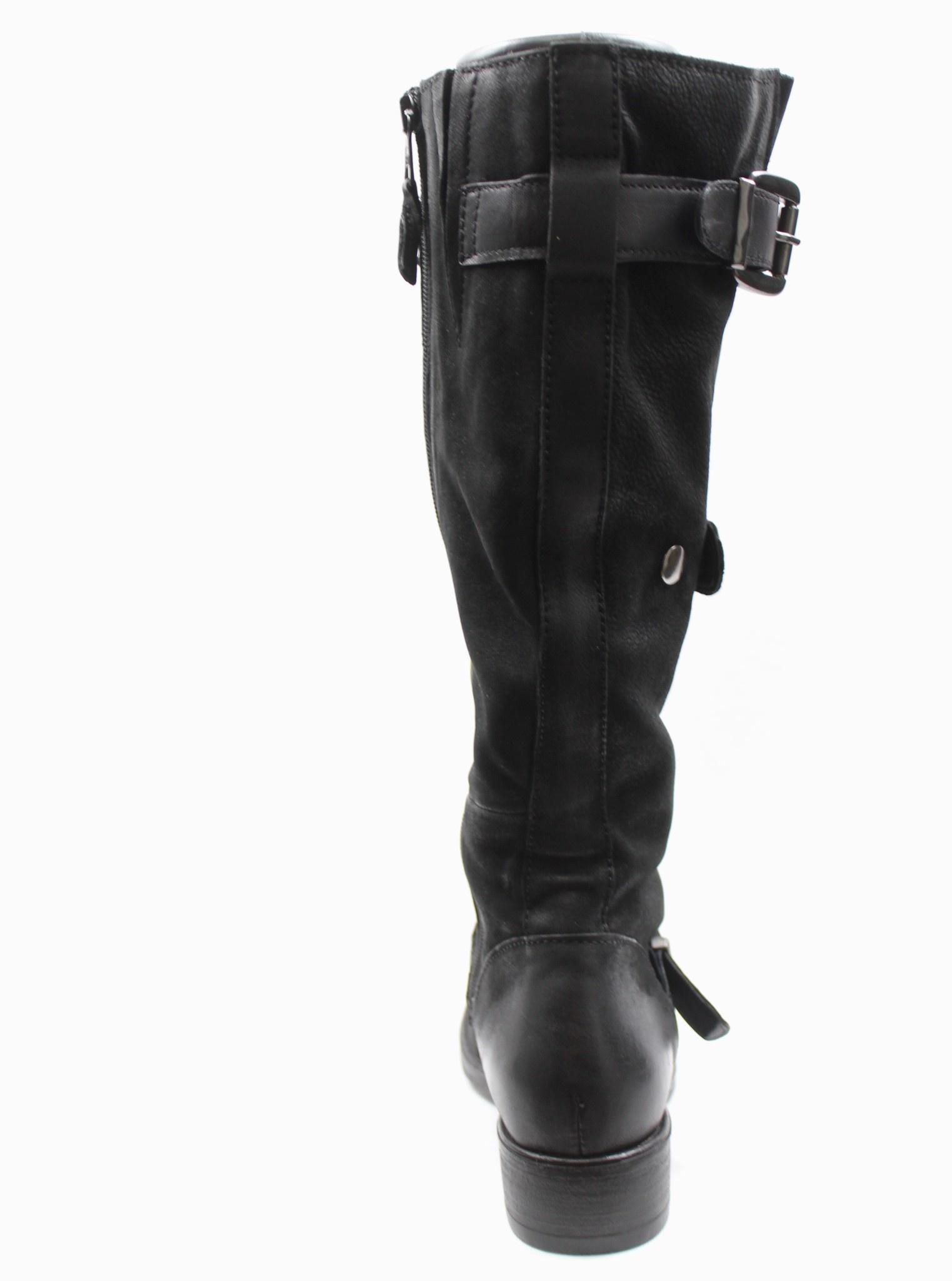 MJUS MJUS 185306 Tall Wide Calf Boot