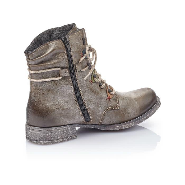 RIEKER RIEKER 70827-26 Lace-up Boot