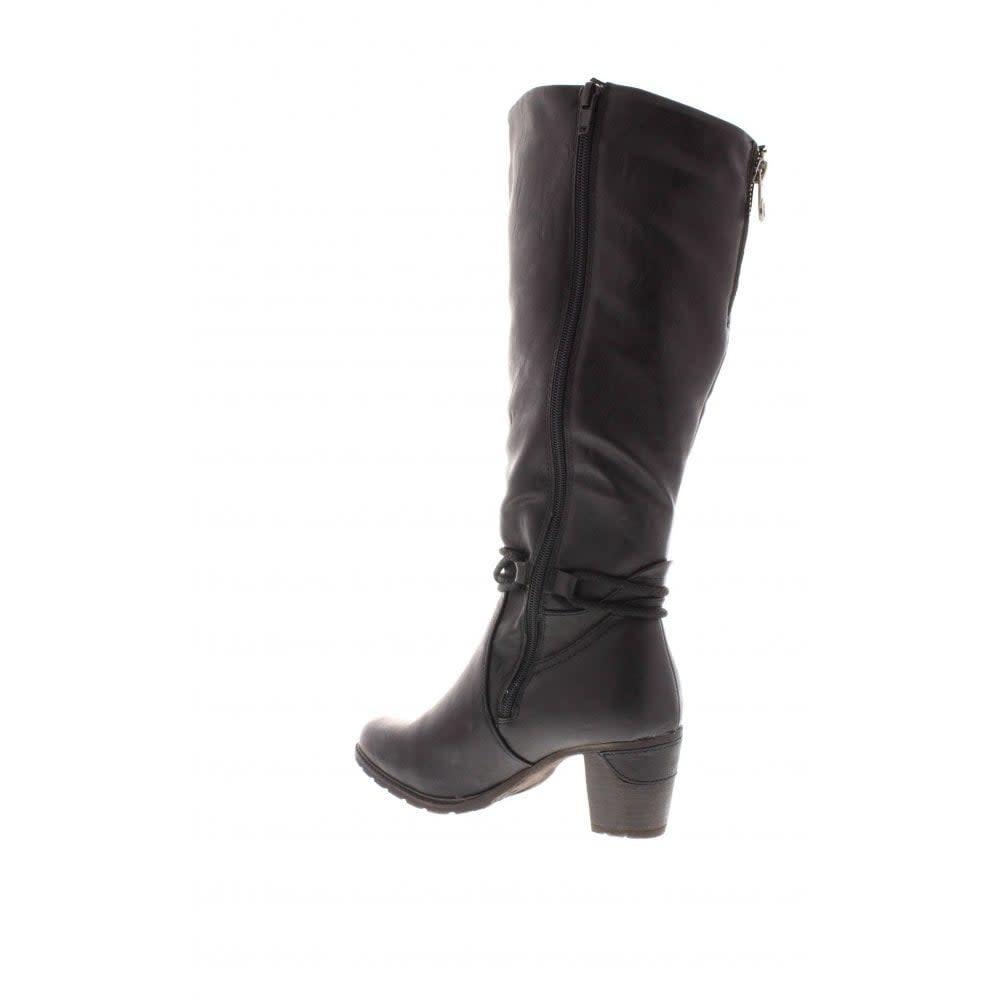 RIEKER RIEKER 96059-00 Tall Boot Lined  Reg. $145  Sale $99