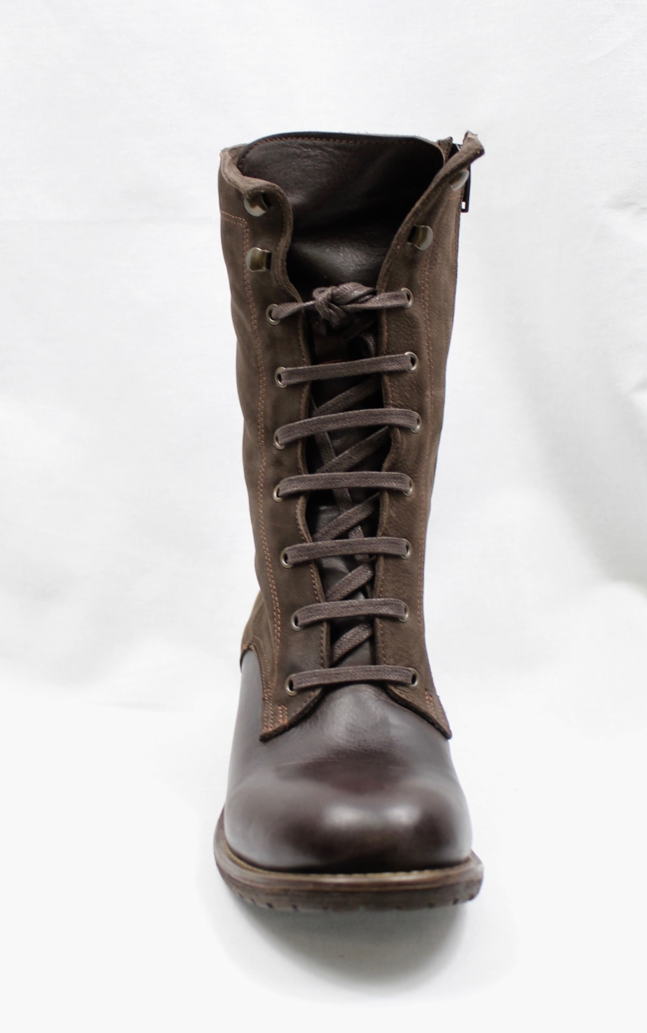 BUENO BUENO LACE UP BOOT