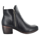 """TAXI TAXI """"HAILEY"""" Black Bootie Waterproof"""
