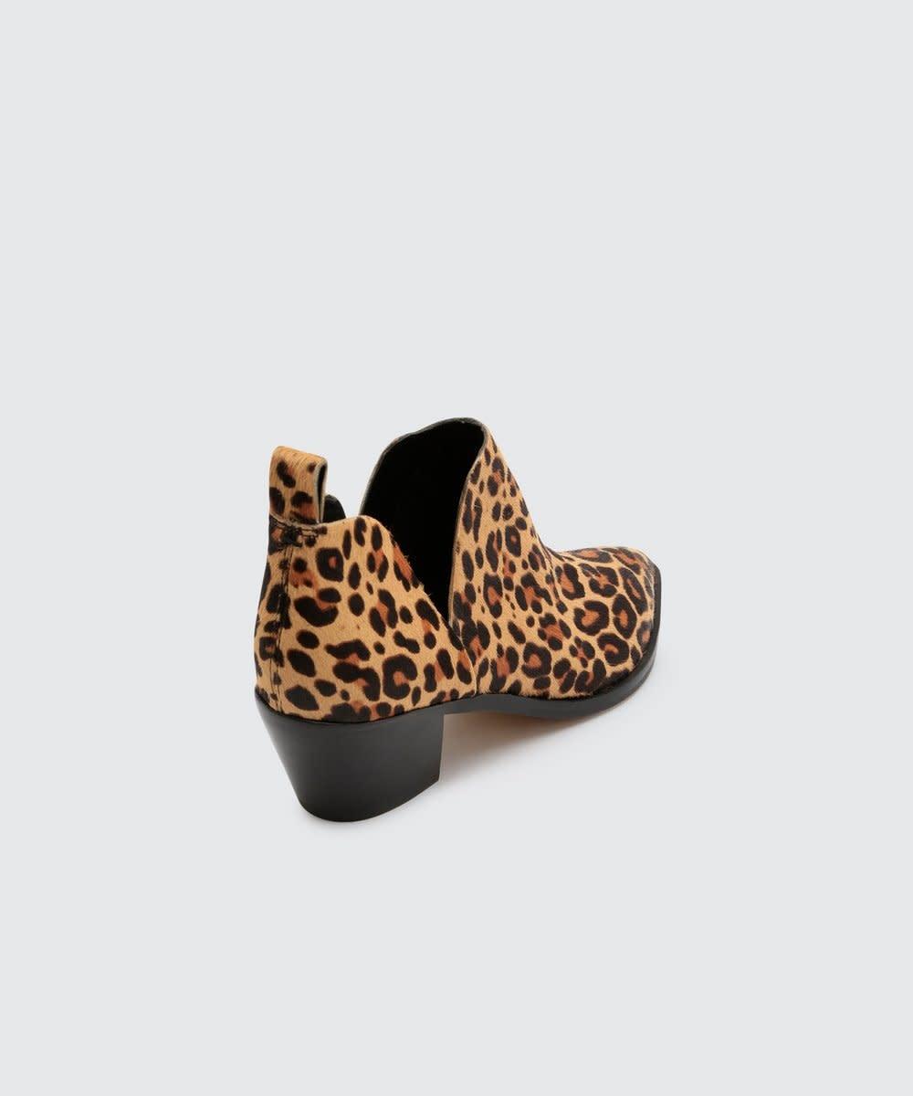 """DOLCE VITA DOLCE VITA """"SONNI"""" Leopard Bootie"""
