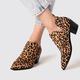 "DOLCE VITA DOLCE VITA ""SONNI"" Leopard Bootie  Reg. $199  Sale $149"