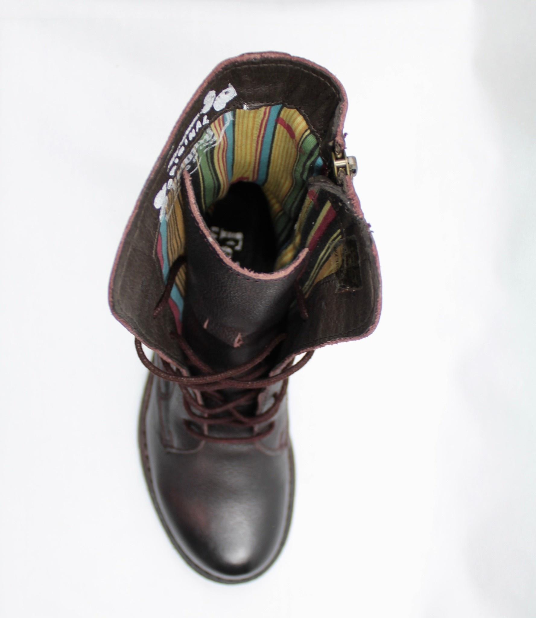 """FELMINI FELMINI 8047 """"Kroll"""" Lace-up Boot"""