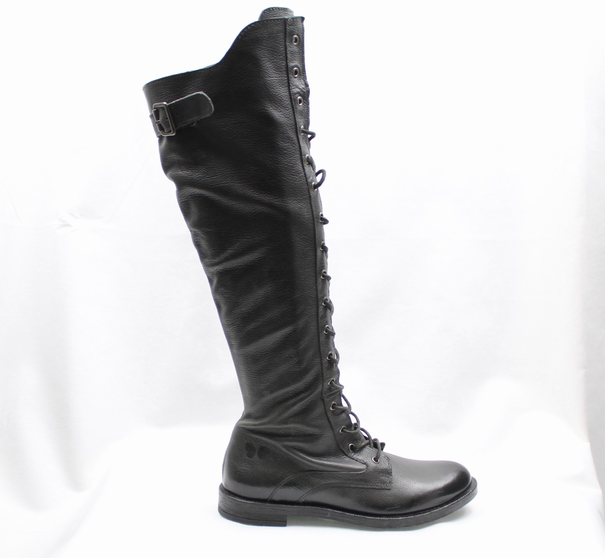 "FELMINI FELMINI C025 ""Etwa"" Tall Lace-up Boot"