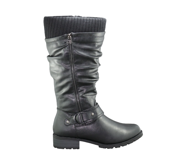 """TAXI TAXI """"AMBER"""" Tall Lined Boot"""