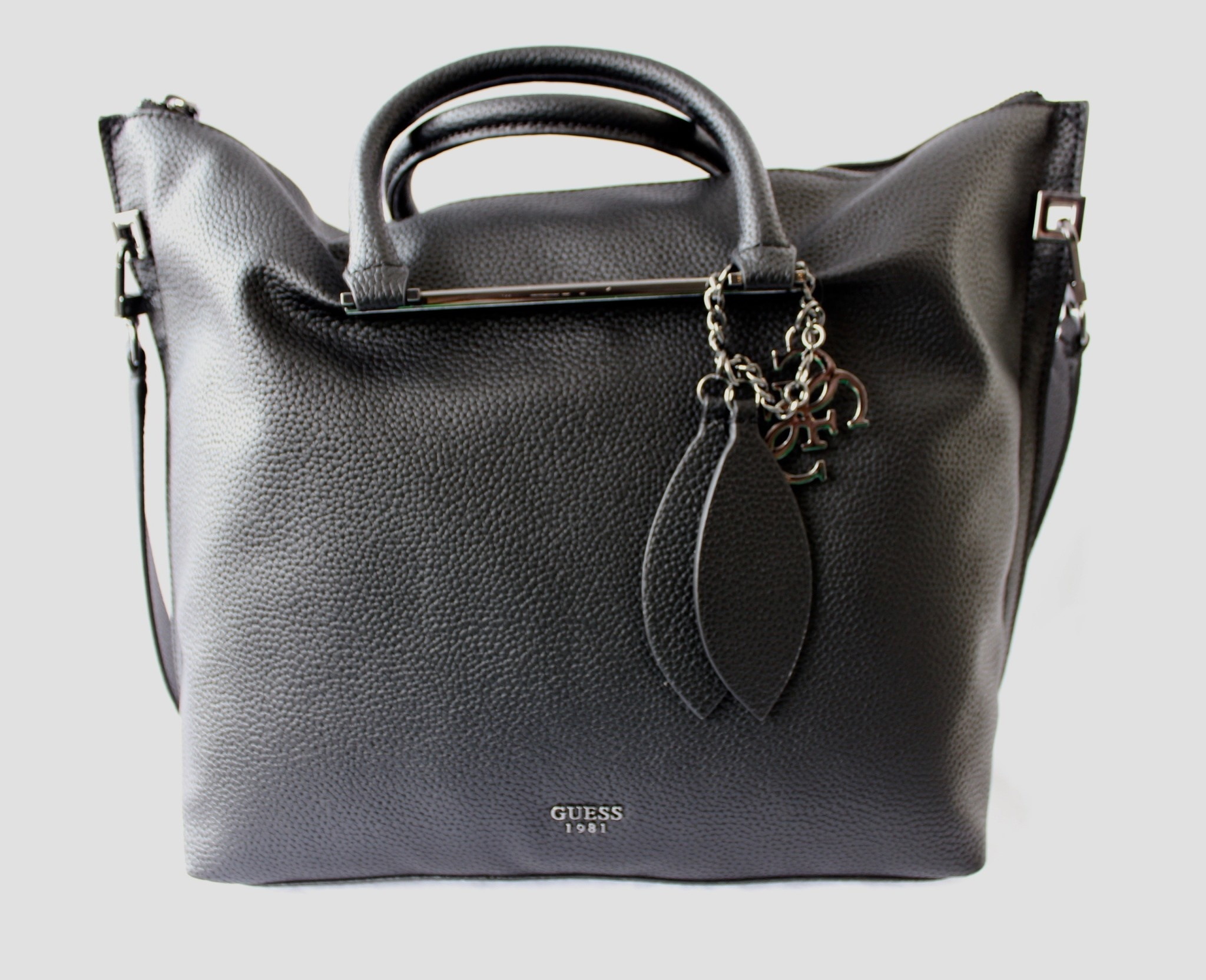 "GUESS HANDBAGS GUESS? ""LOU LOU"" Satchel  Reg. $145  Sale $115"