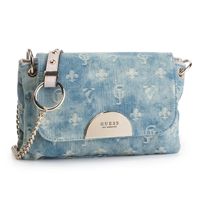 "GUESS HANDBAGS GUESS SD729078 ""CARY"" Mini Crossbody"
