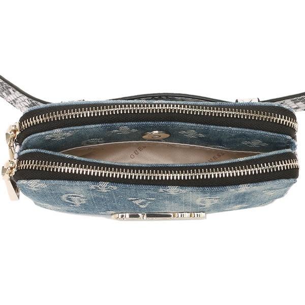 """GUESS HANDBAGS GUESS """"SKYE"""" Denim Multi Belt Bag"""