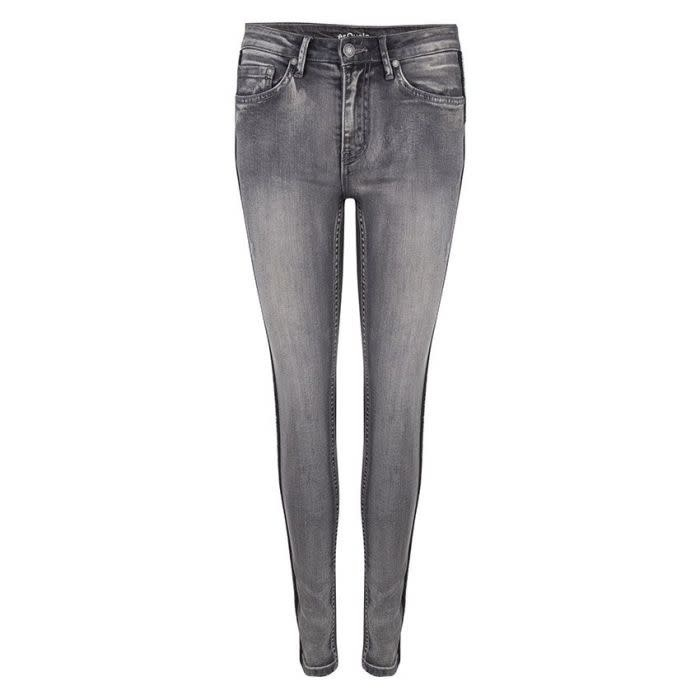 ESQUALO ESQUALO 12705 Sporty Tape Jeans