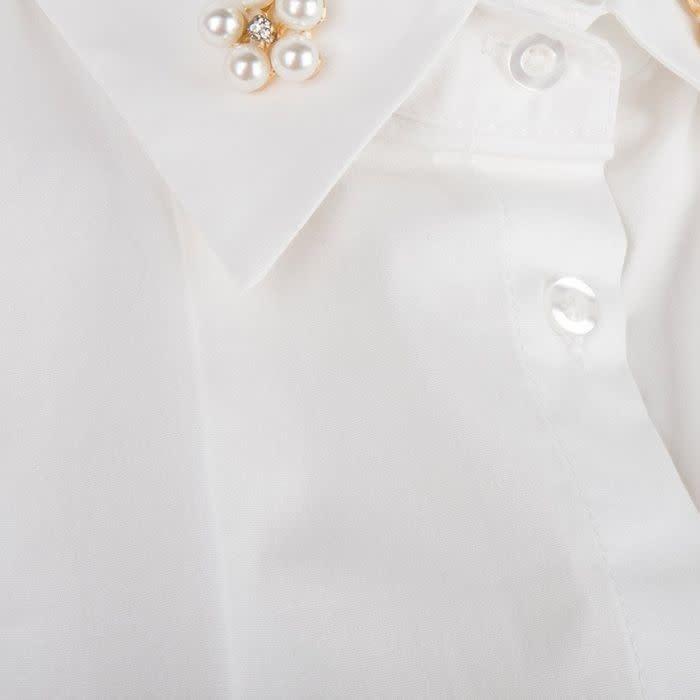 ESQUALO ESQUALO 14727 Collar with Beads