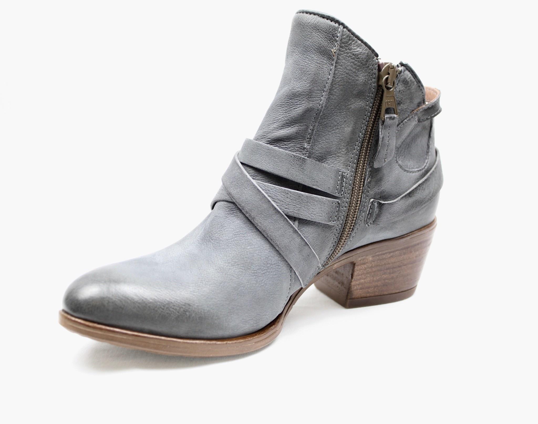"MJUS MJUS 184234 ""Mouse"" (Grey) Bootie"