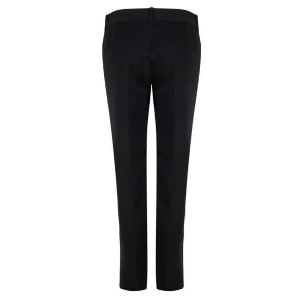 ESQUALO ESQUALO 14005 Black Chino Split Pants