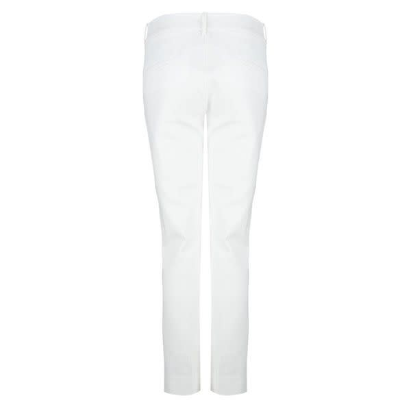 ESQUALO ESQUALO 14005 Off White Chino Split Pants