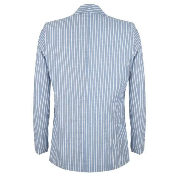 ESQUALO ESQUALO 31001 Striped Blazer