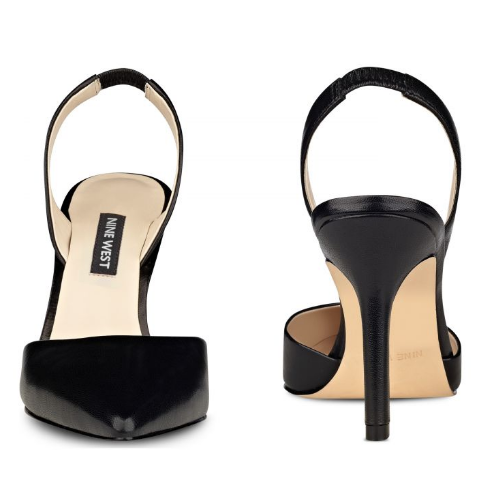 "NINE WEST NINE WEST ""MEREDITH"" Sling-Back Heels"