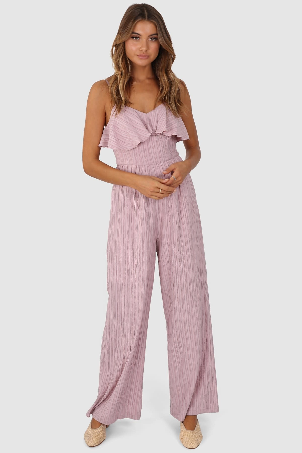 "LOST IN LUNAR LOST IN LUNAR L0203 ""TAHNEE"" Pant Suit"