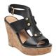 "GUESS FOOTWEAR GUESS ""HALLA"" Wedge Sandal  Reg. $129  Sale $99"
