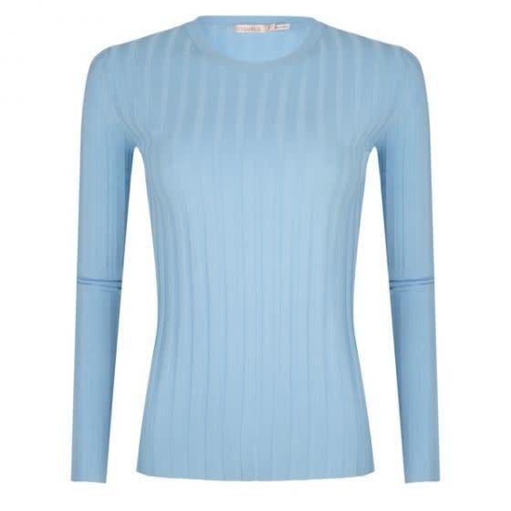 ESQUALO ESQUALO 07016 Big Rib Sweater