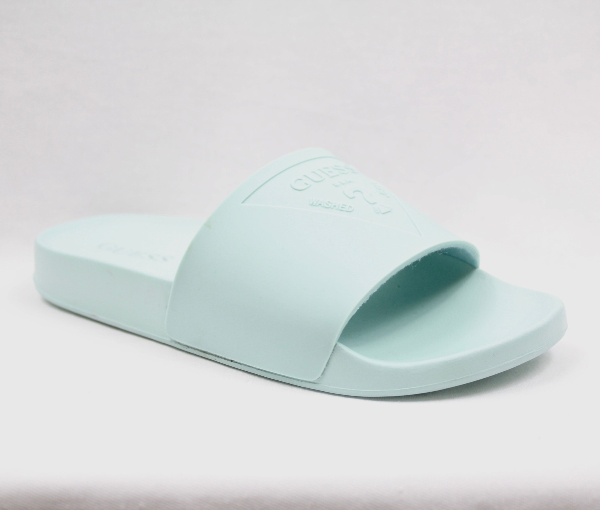 "GUESS FOOTWEAR GUESS ""SACHI"" Slide Sandal"