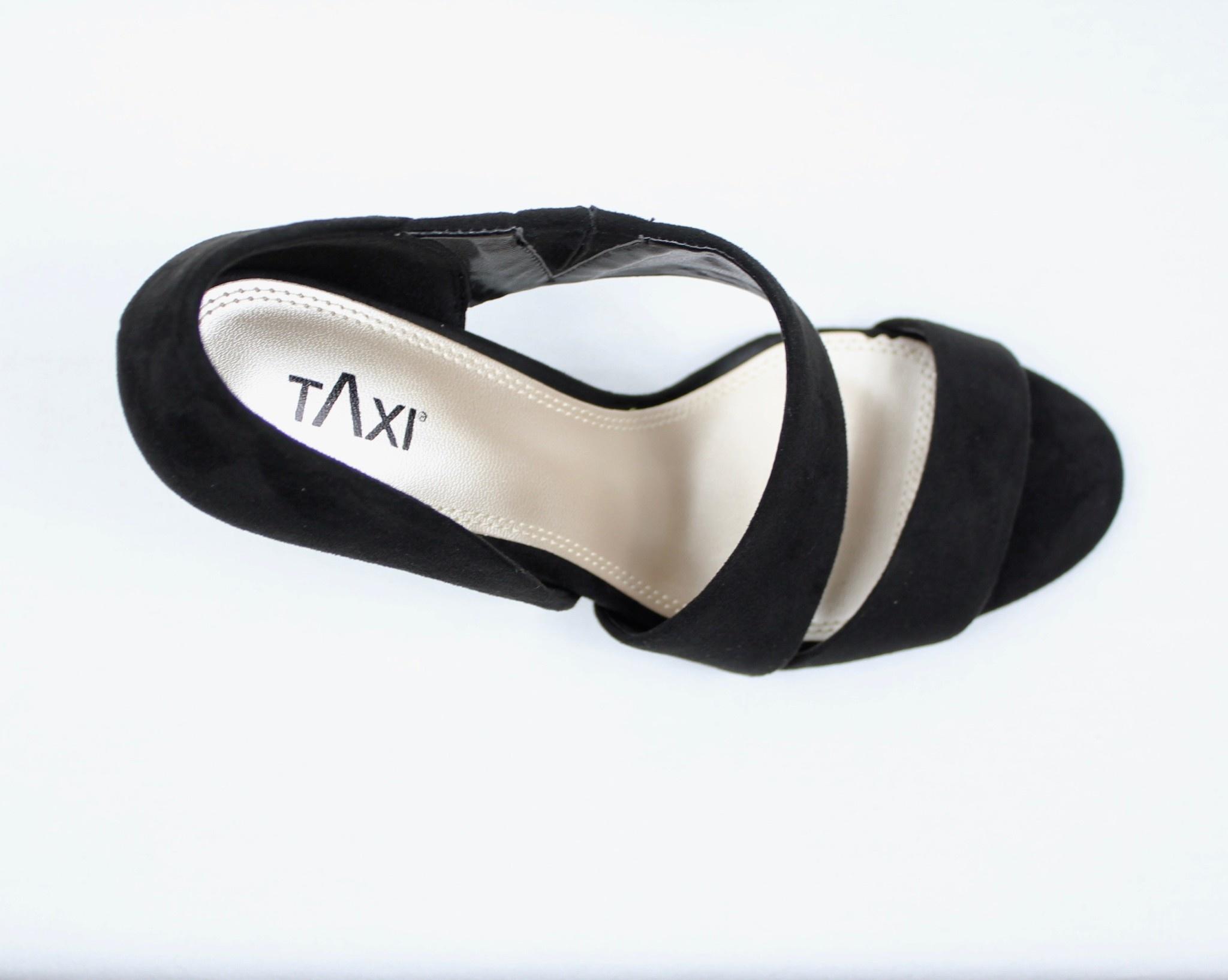 "TAXI TAXI ""ANASTASIA"" Strappy Heel"