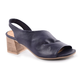 "BUENO BUENO ""EVERYLY"" Slingback Leather Sandal"