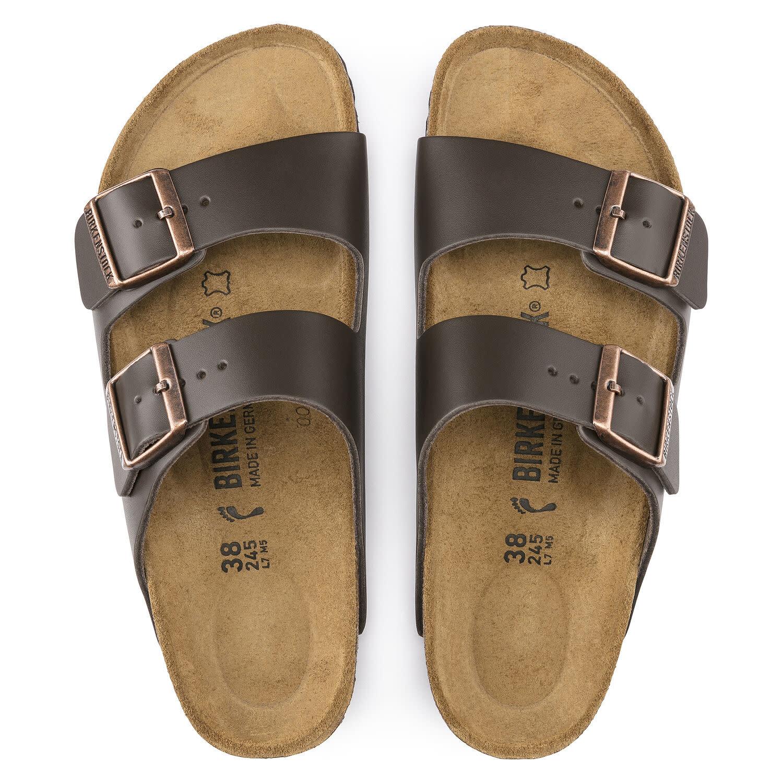 """BIRKENSTOCK BIRKENSTOCK 051101 """"ARIZONA"""" Leather Sandal"""