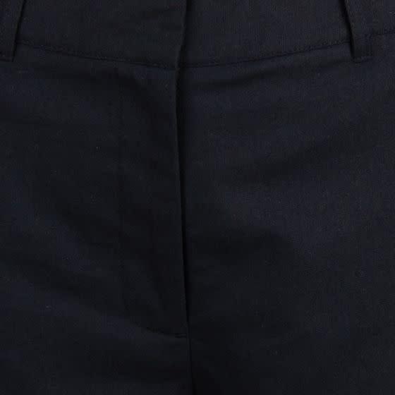 ESQUALO ESQUALO 17216 Linen Shorts