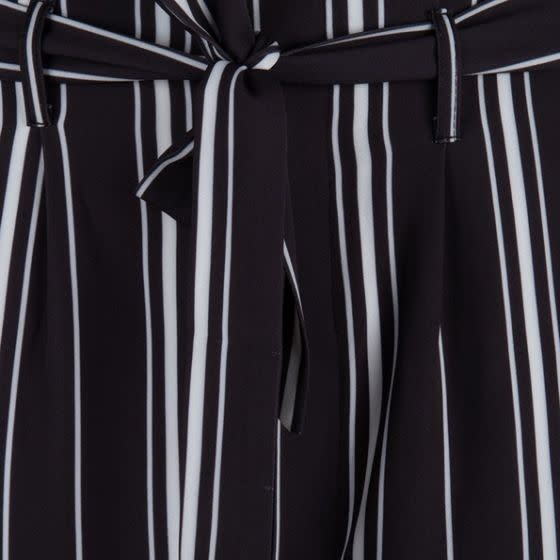 ESQUALO ESQUALO 17205 Striped Pants