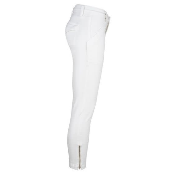 ESQUALO ESQUALO 12215 Jeans Zipper Cuff