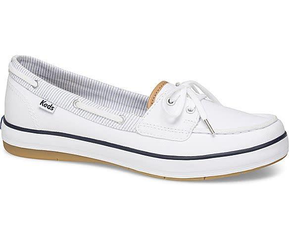 """KEDS KEDS WF60162 """"CHARTER"""" Boat Shoe"""