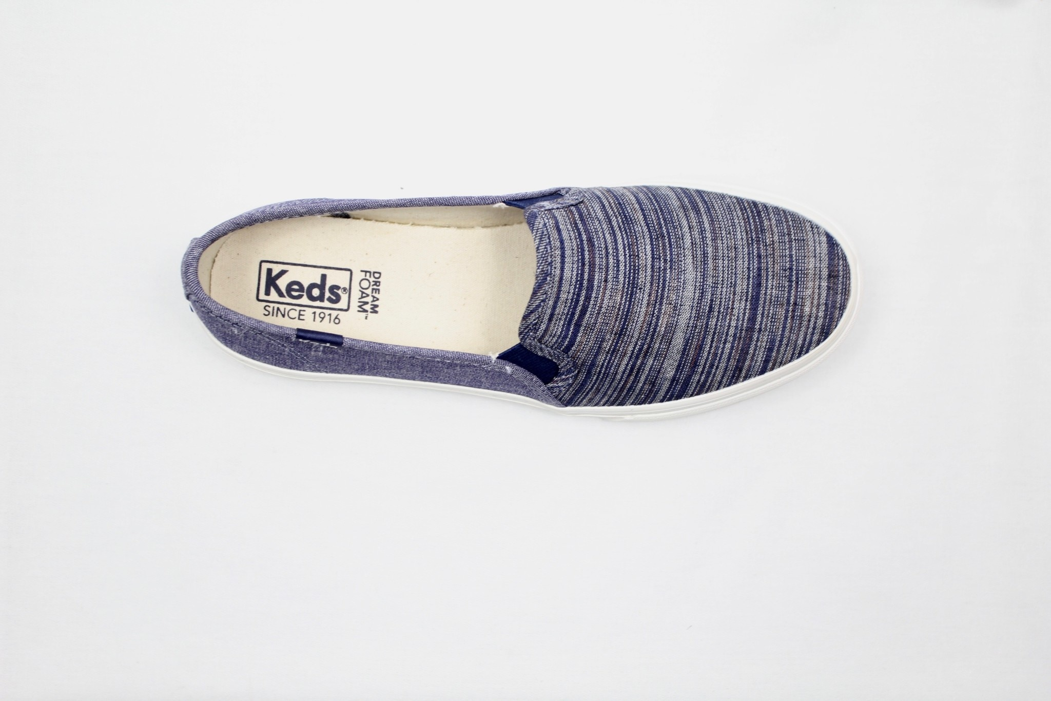 "KEDS KEDS WF60375 ""DOUBLE DECK"" Slip-On"